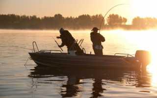 Рыбалка на верхней волге