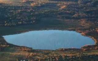 Савельево озеро