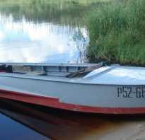 Сколько весит лодка казанка