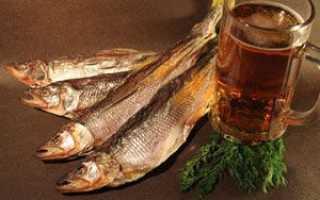 Сколько вялится рыба по времени