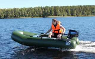 Электродвигатель на лодку