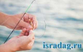 Рыбалка на силиконовые приманки
