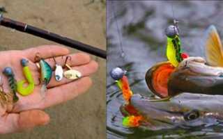 Рыбалка джигом