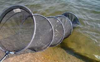 Самодельный садок для рыбалки