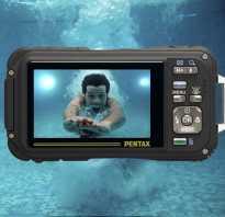 Фотоаппараты для подводной съемки