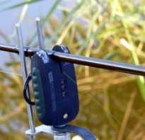 Электронный сигнализатор поклевки мегатекс