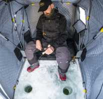 Рыбалка палатка
