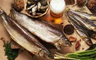 Сколько вялить рыбу по времени