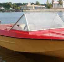 Характеристики лодки крым