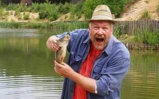 Способы ловли рыбы