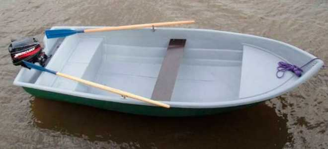 Пластмассовые лодки