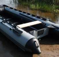 Толщина транца на лодках пвх
