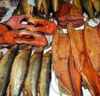 Рецепт рыба горячего копчения в домашних условиях