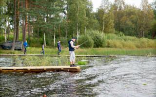 Россия рыбалка