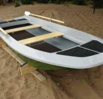 Полиэтиленовые лодки под мотор