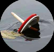 Рыбалка на кружки летом видео