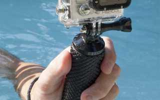 Фотокамера для подводной съемки