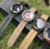 Часы для охоты и рыбалки